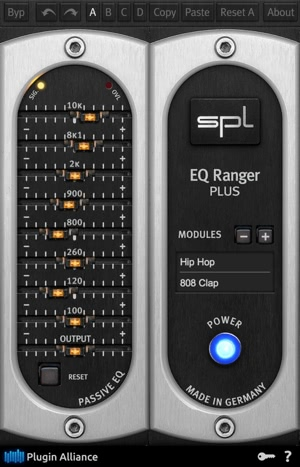 SPL's chameleon-like EQ Ranger Plus
