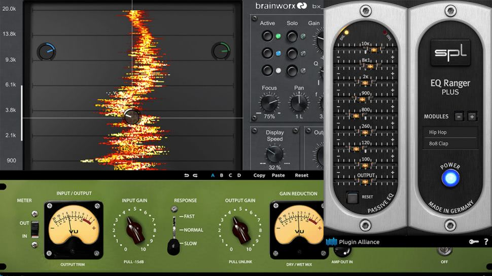 Three New plugins from Plugin Alliance