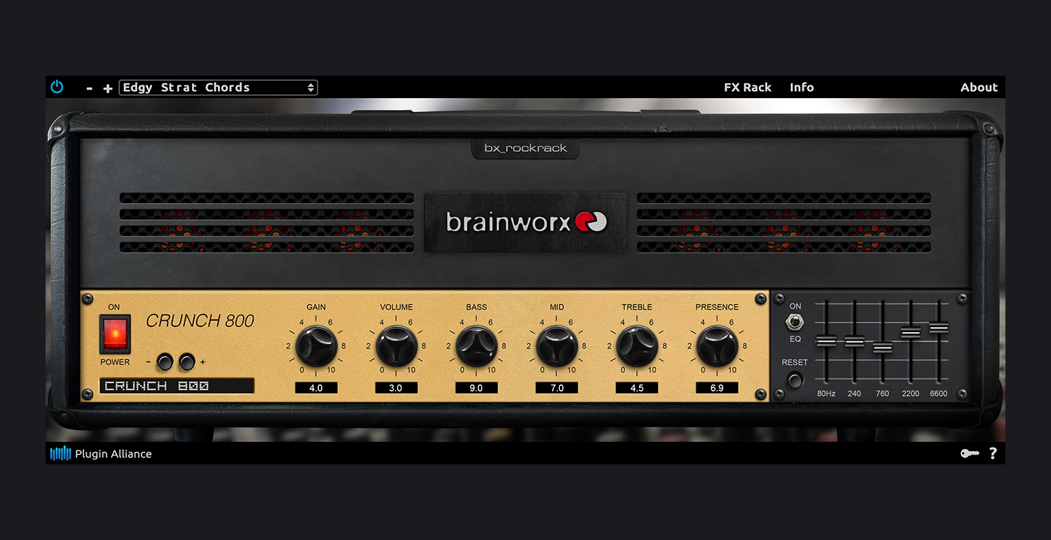 free guitar vst amp plugin-alliance brainworx