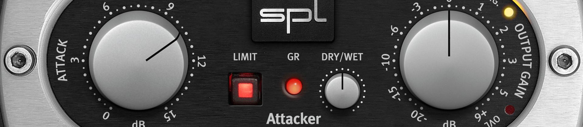 spl attacker plus plugin alliance. Black Bedroom Furniture Sets. Home Design Ideas