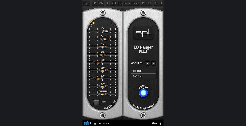 EQ Ranger Plus