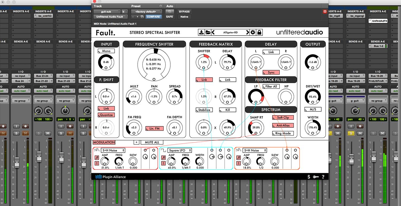 Unfiltered Audio Fault - Plugin Alliance